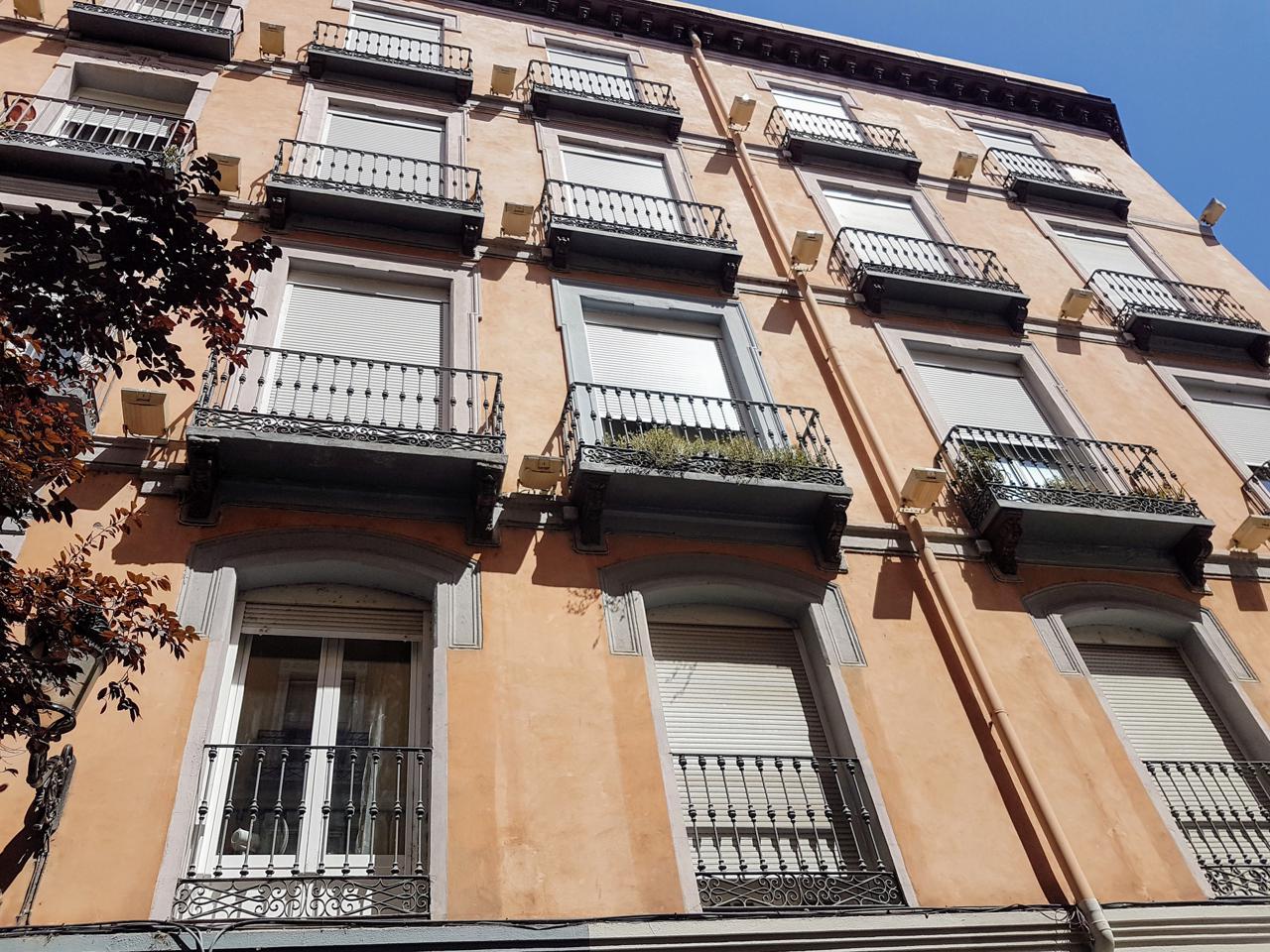 Piso alquiler centro calle Alfonso Zaragoza-3