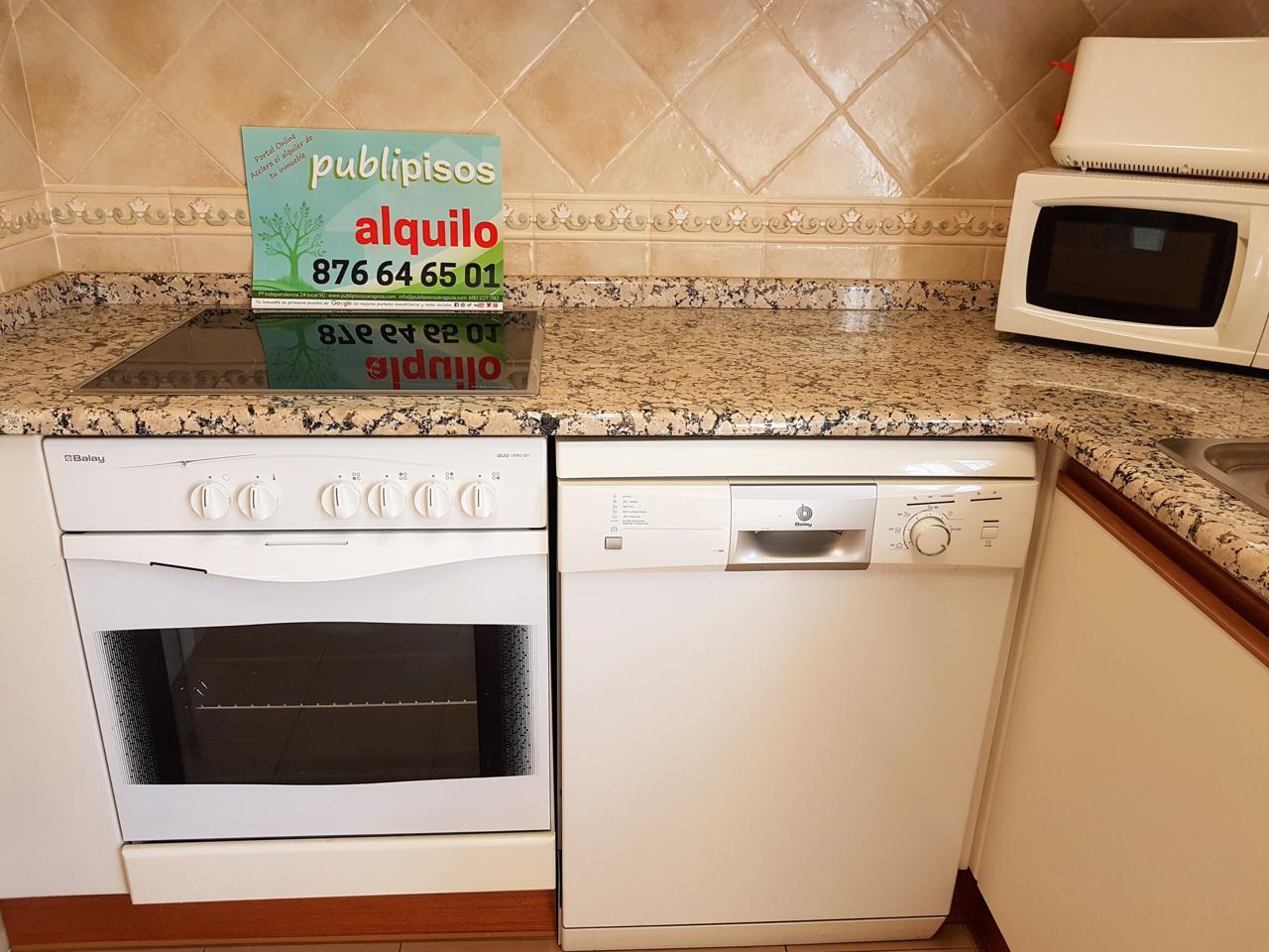Piso alquiler centro calle Alfonso Zaragoza-15