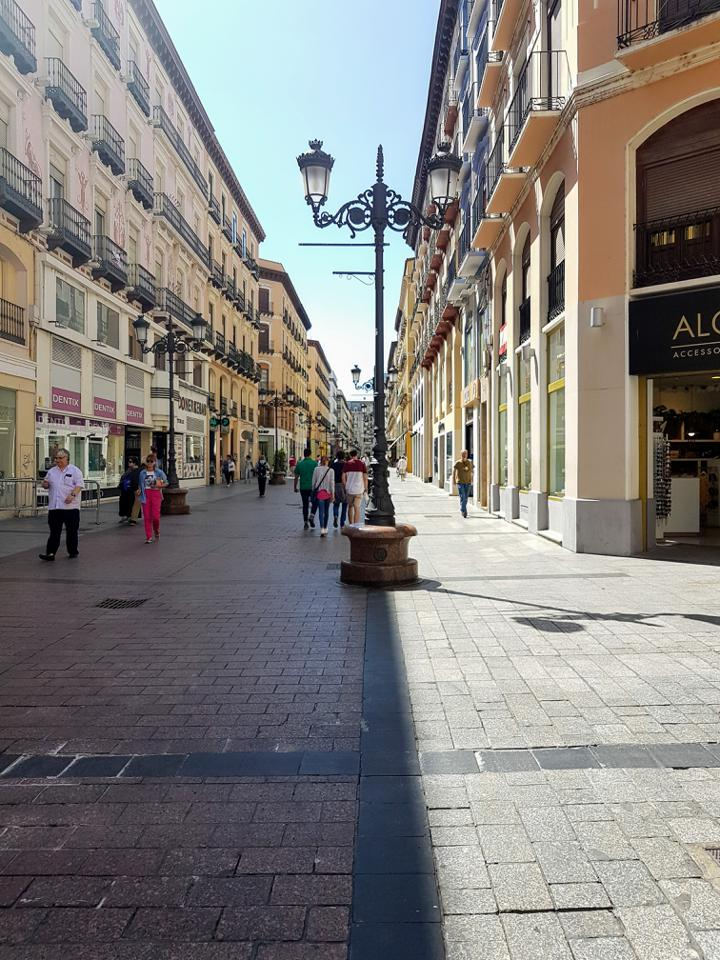 Piso alquiler centro calle Alfonso Zaragoza