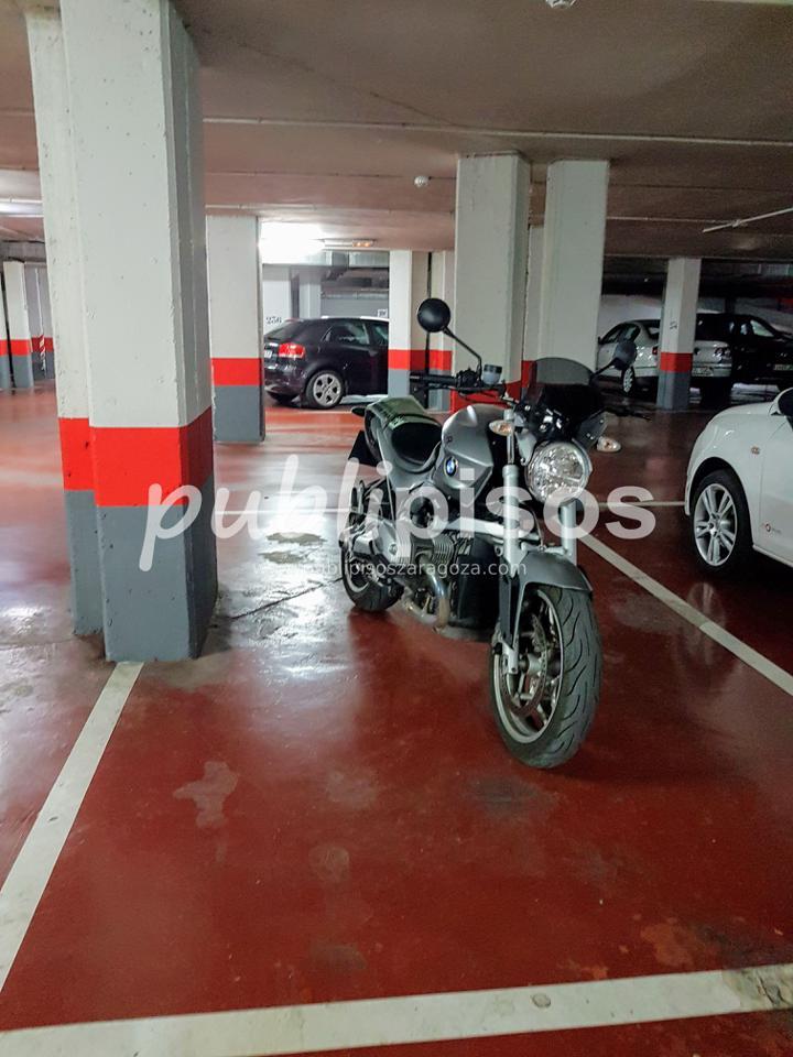 Piso alquiler con garaje y vistas centro Zaragoza-23