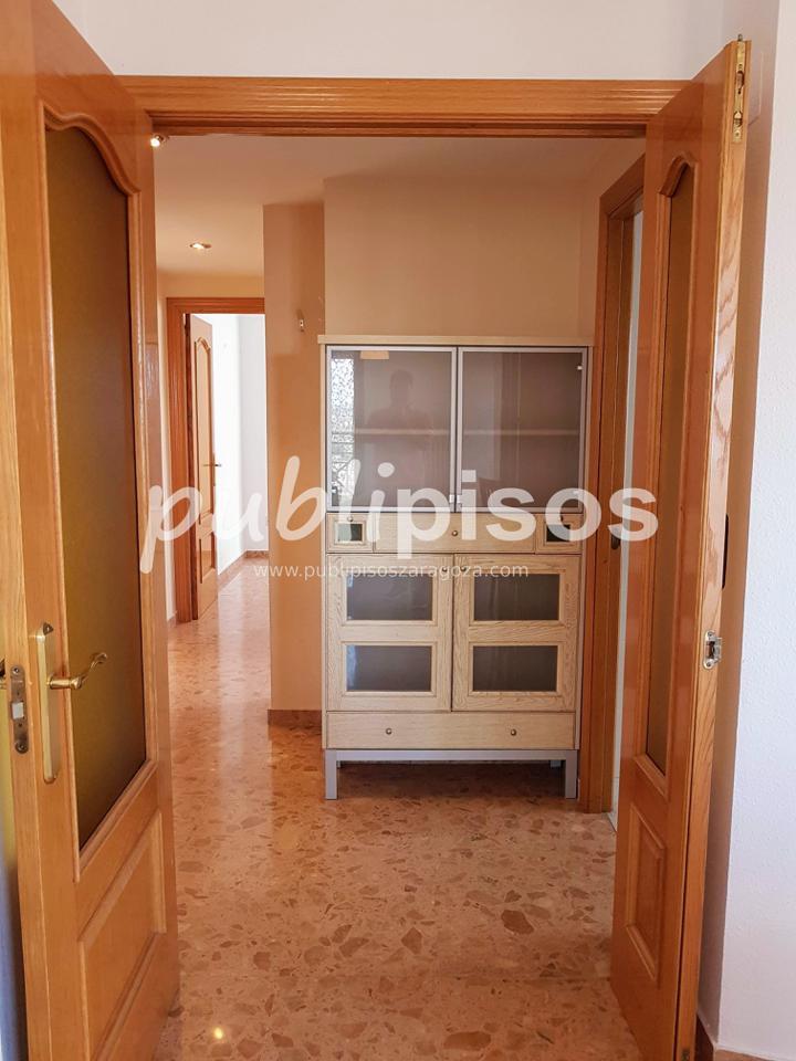 Piso alquiler con garaje y vistas centro Zaragoza-7