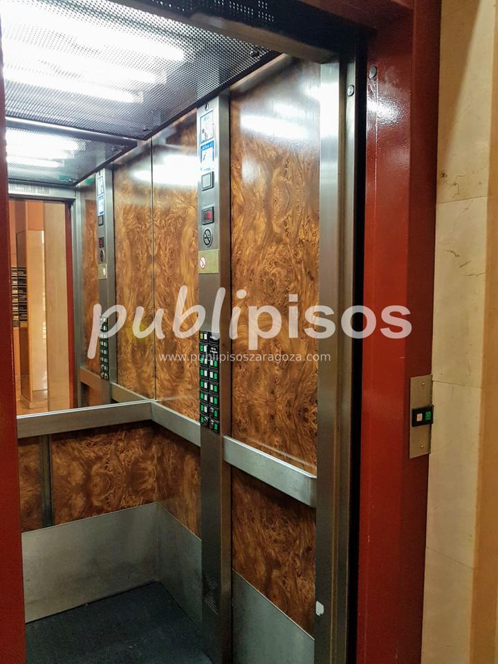 Piso alquiler con garaje y vistas centro Zaragoza-5