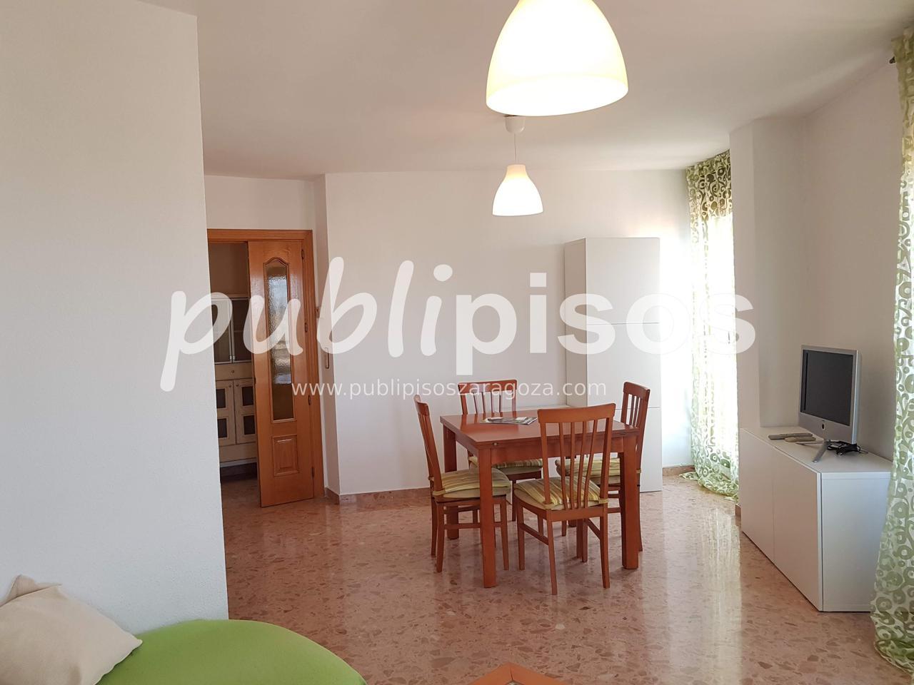 Piso alquiler con garaje y vistas centro Zaragoza-8