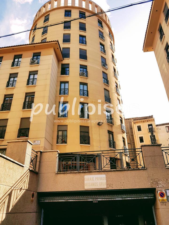 Piso alquiler con garaje y vistas centro Zaragoza-3