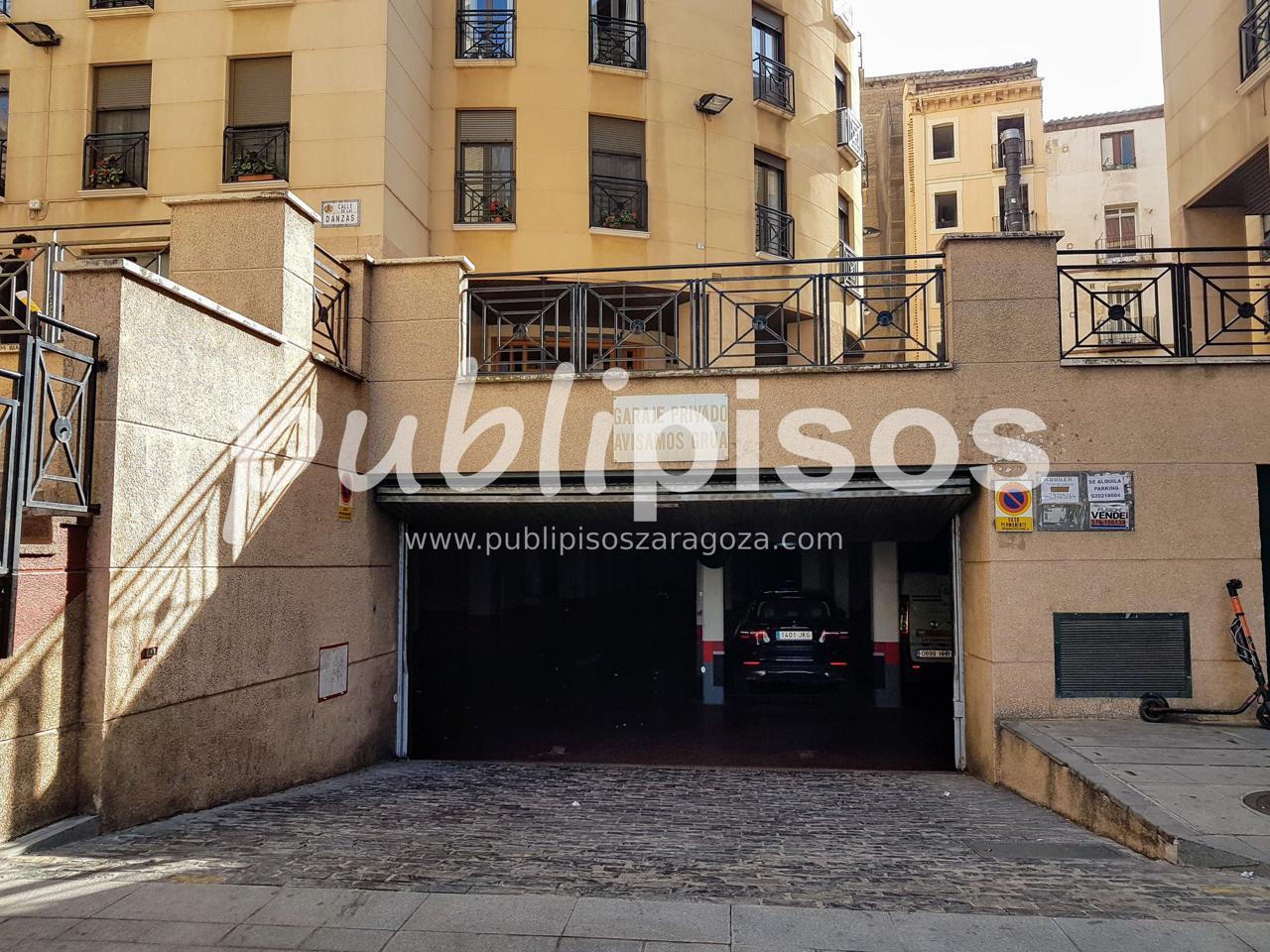 Piso alquiler con garaje y vistas centro Zaragoza-24