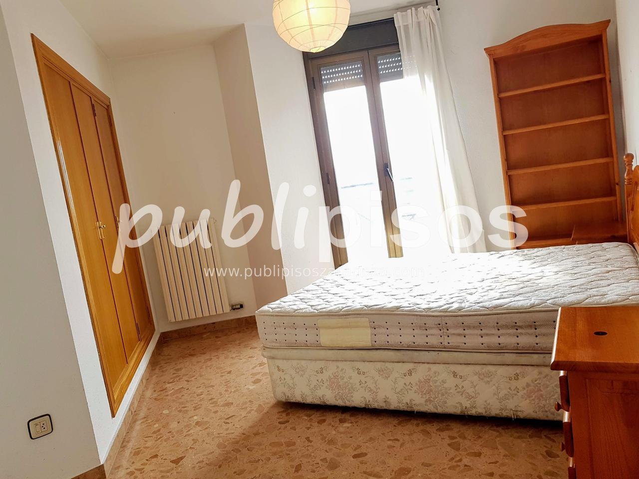 Piso alquiler con garaje y vistas centro Zaragoza-20