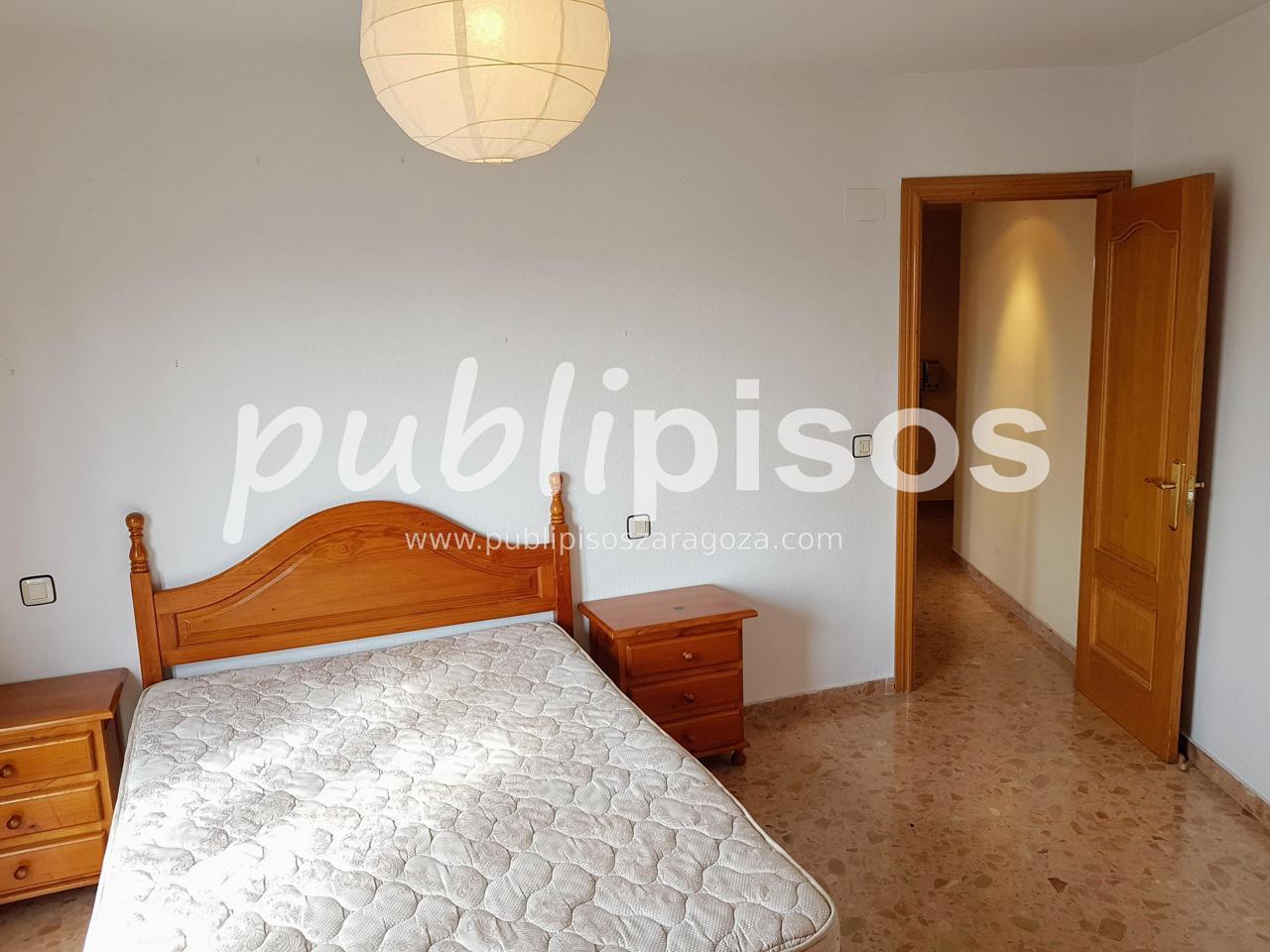 Piso alquiler con garaje y vistas centro Zaragoza-17