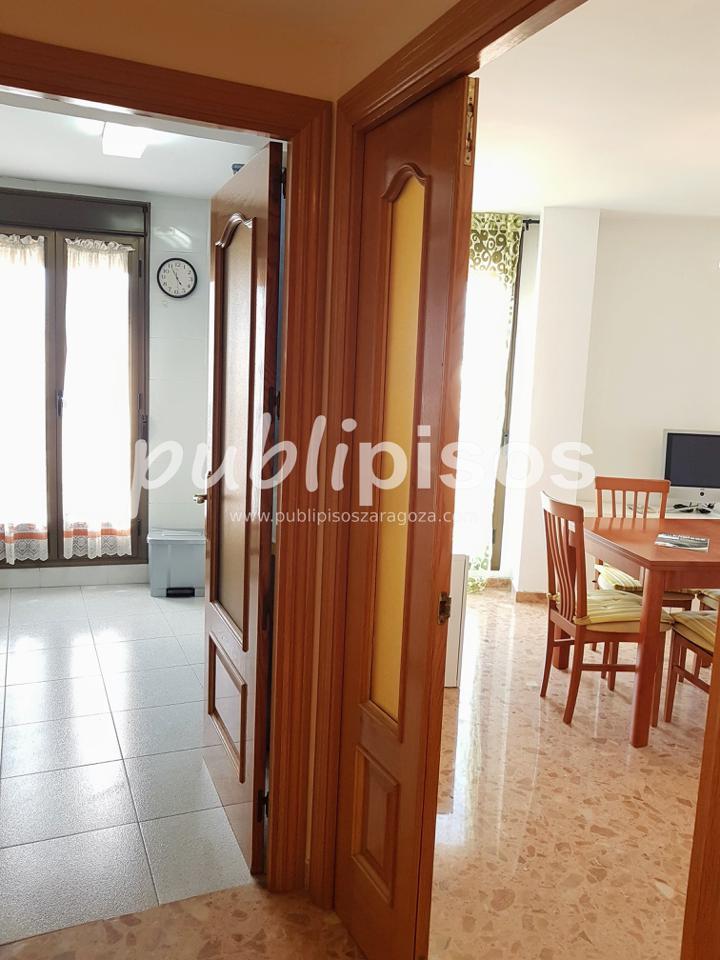 Piso alquiler con garaje y vistas centro Zaragoza-6