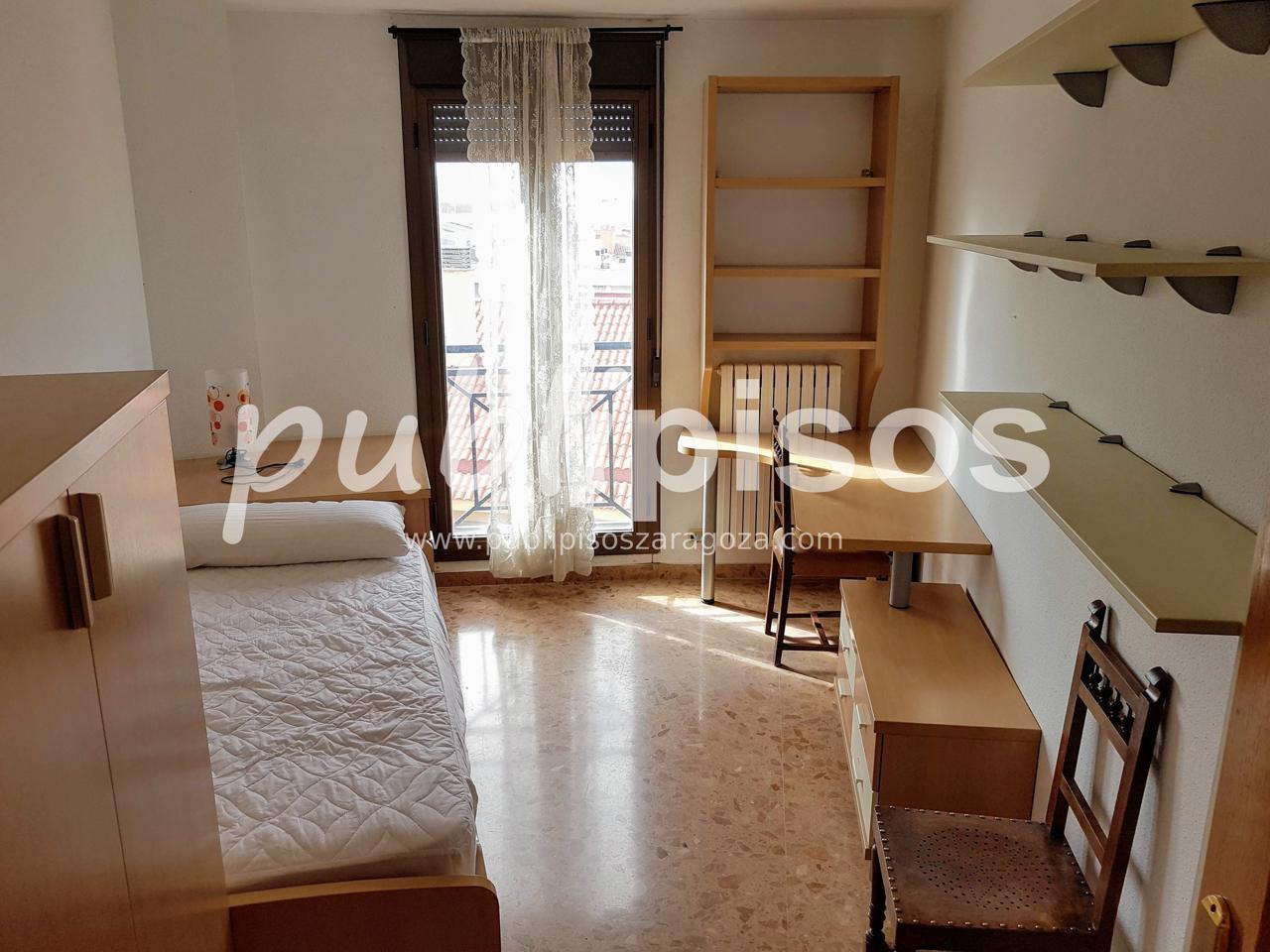 Piso alquiler con garaje y vistas centro Zaragoza-21