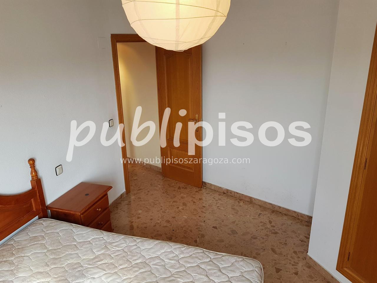 Piso alquiler con garaje y vistas centro Zaragoza-18