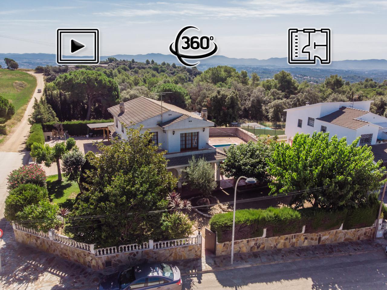 villa en bigues-i-riells · carrer-del-passerell-8-08415 345000€