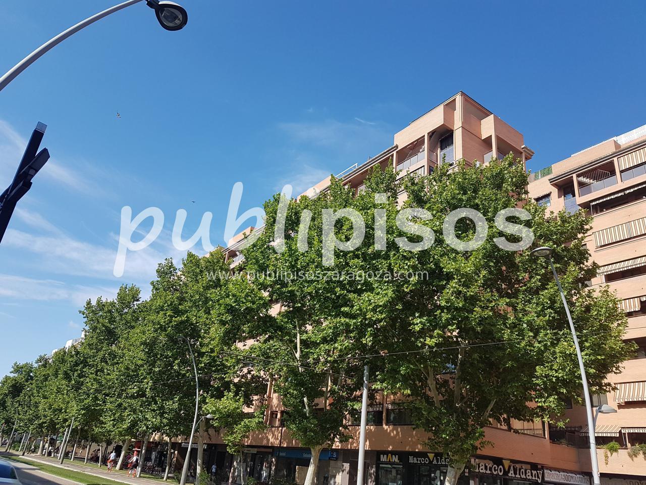 Alquiler piso ático Actur Zaragoza-3