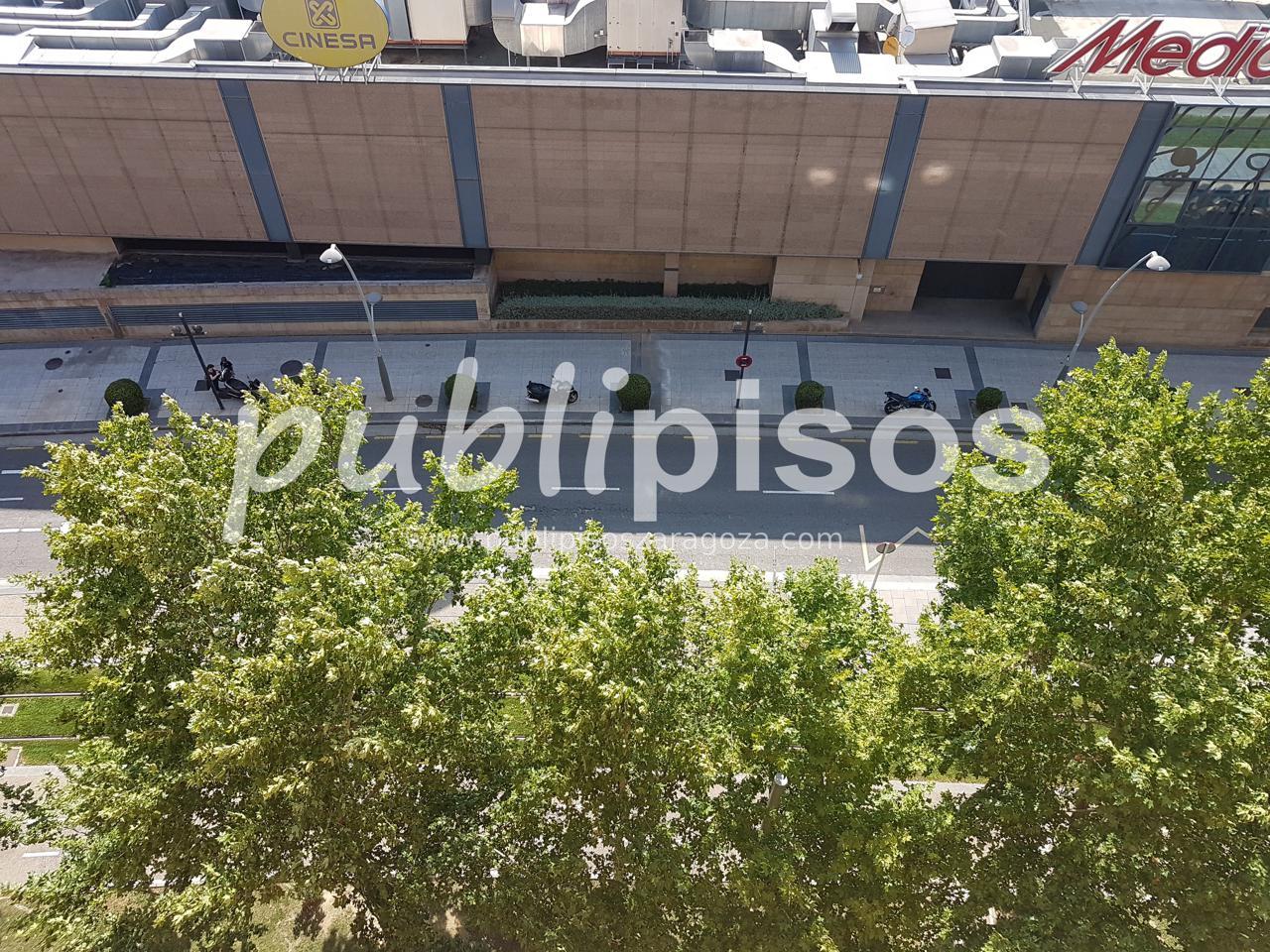 Alquiler piso ático Actur Zaragoza-32