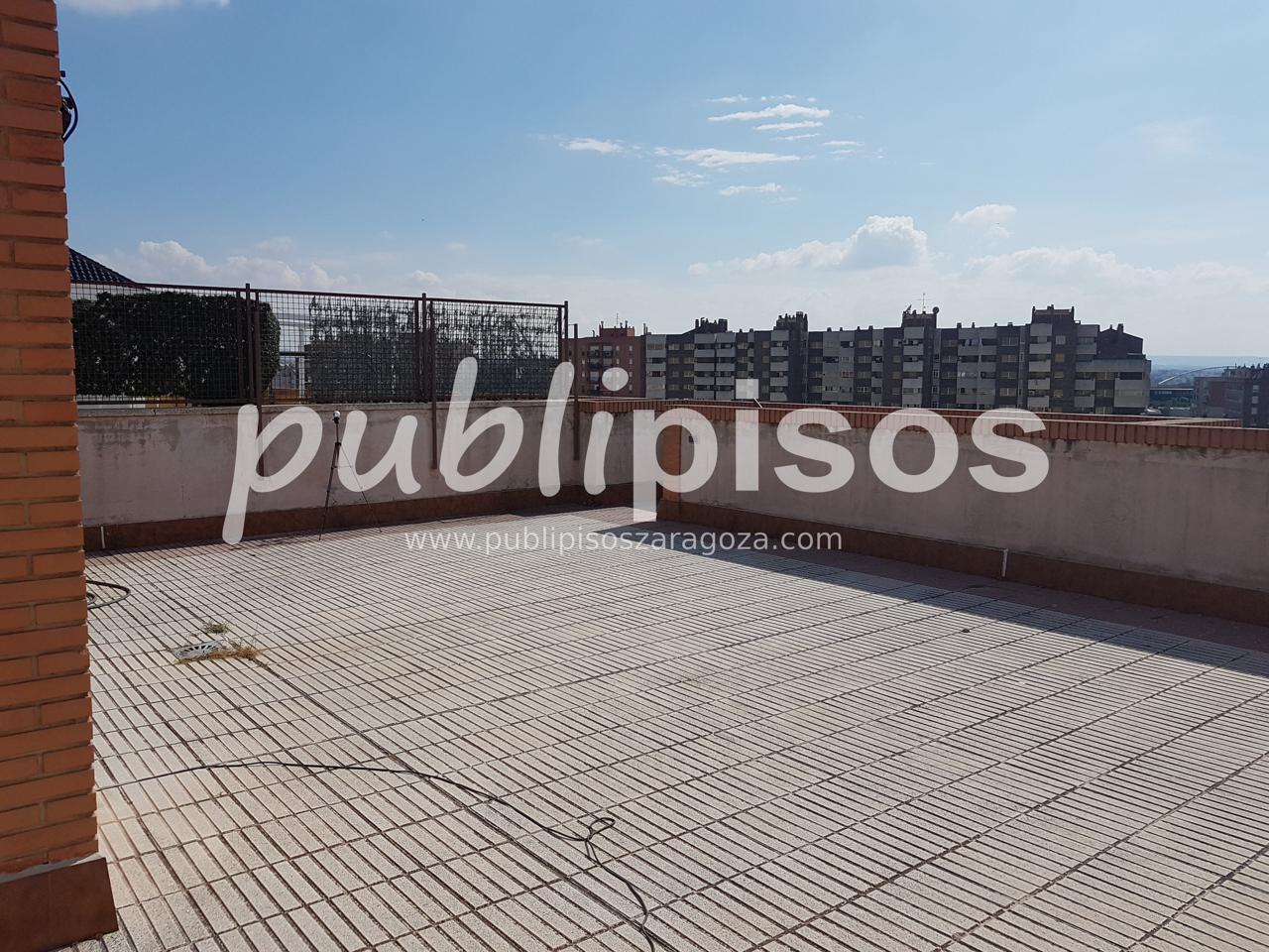 Alquiler piso ático Actur Zaragoza-30