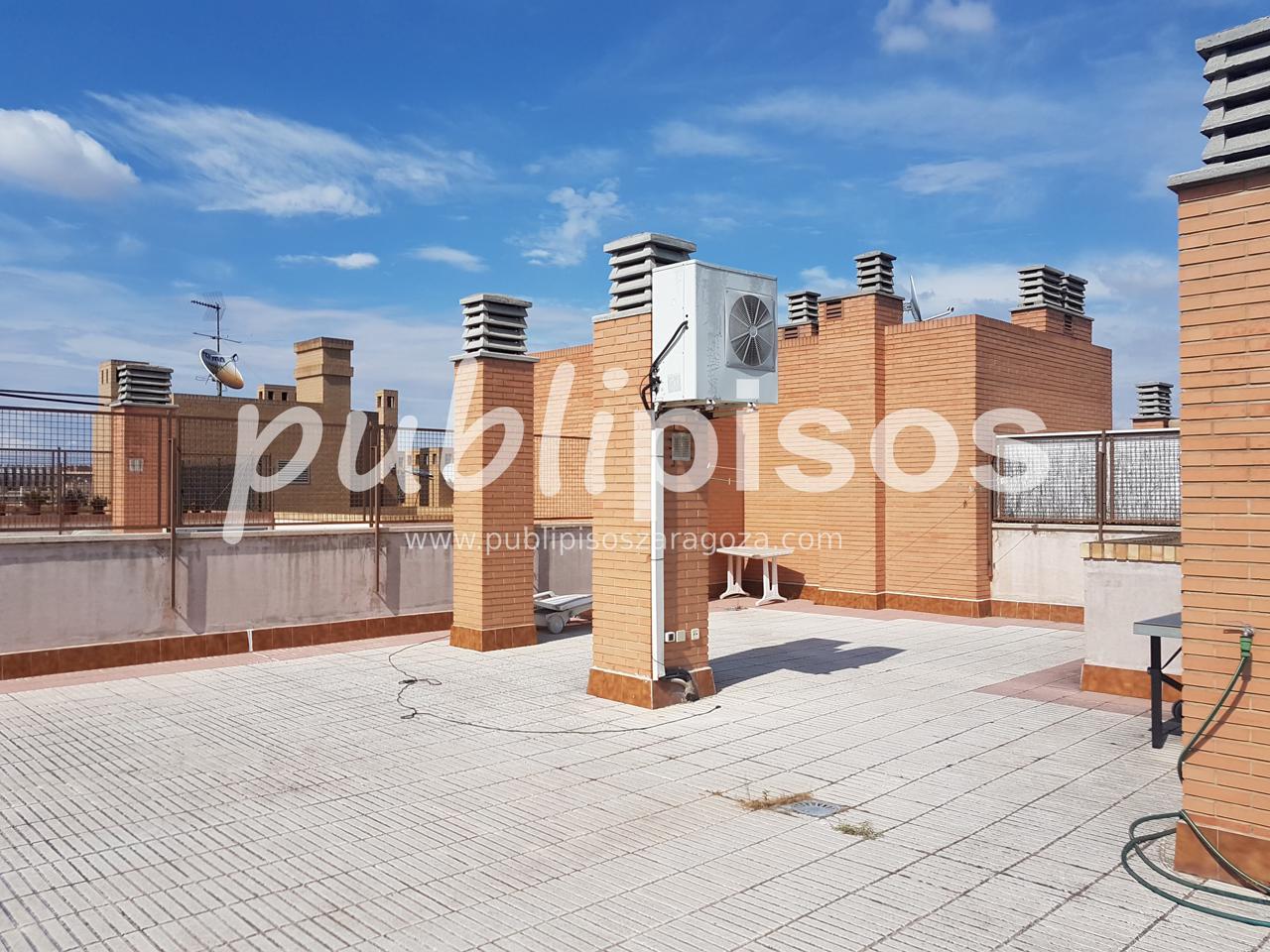 Alquiler piso ático Actur Zaragoza-7
