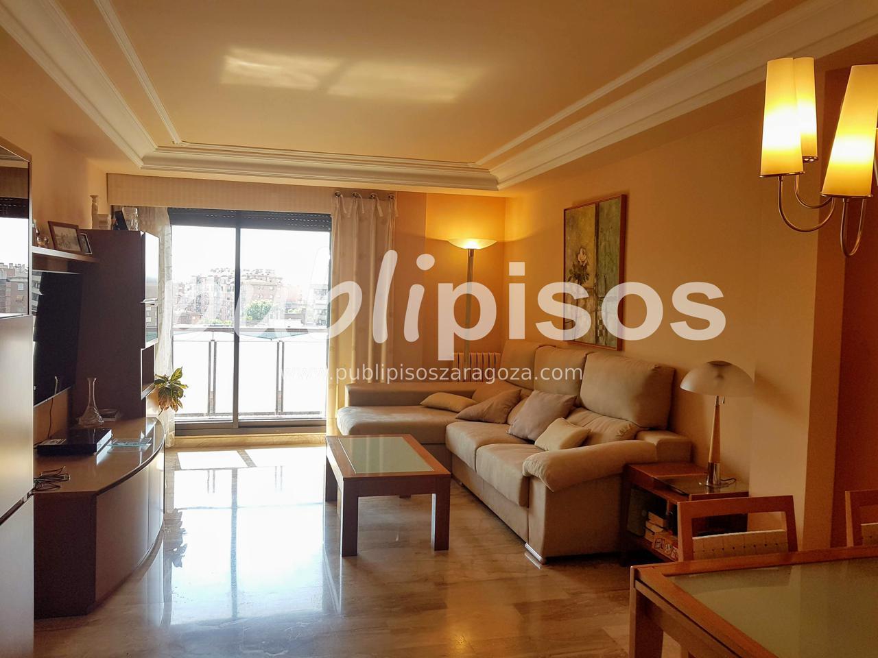 Alquiler piso ático Actur Zaragoza-27