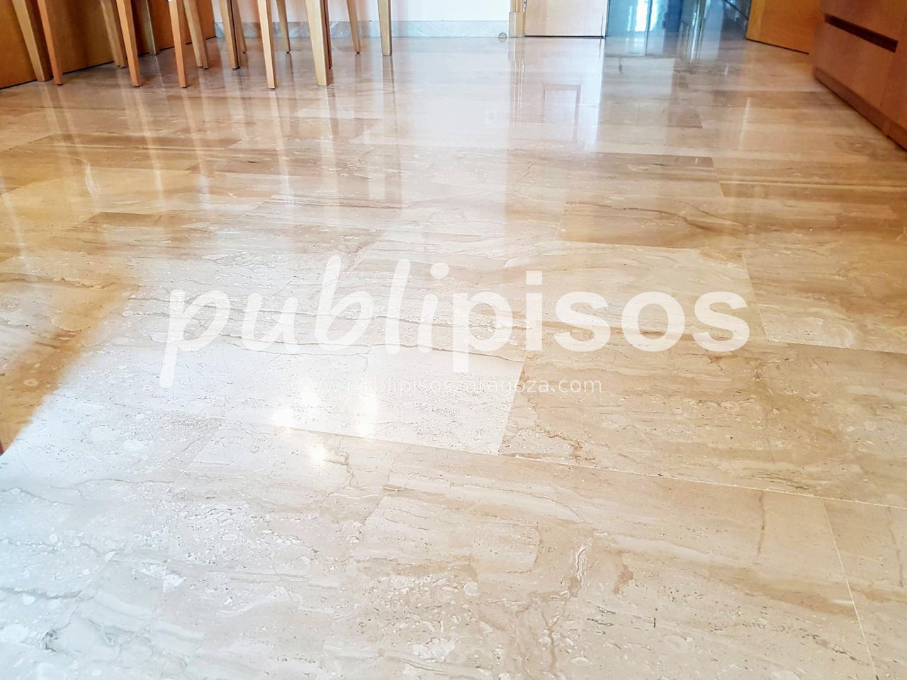 Alquiler piso ático Actur Zaragoza-25