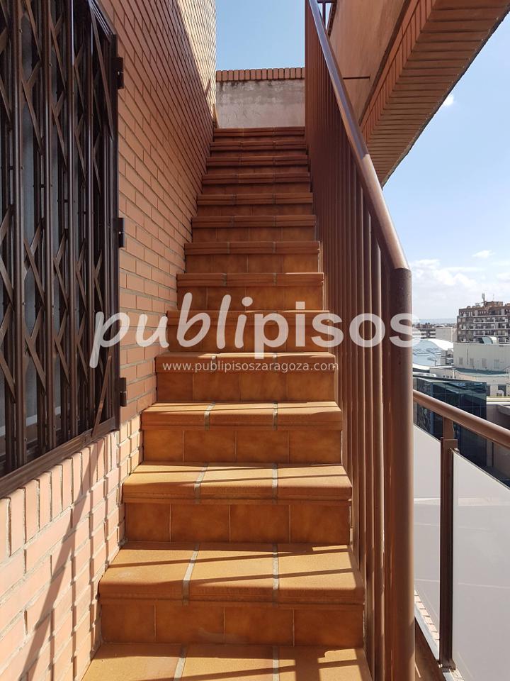 Alquiler piso ático Actur Zaragoza-28