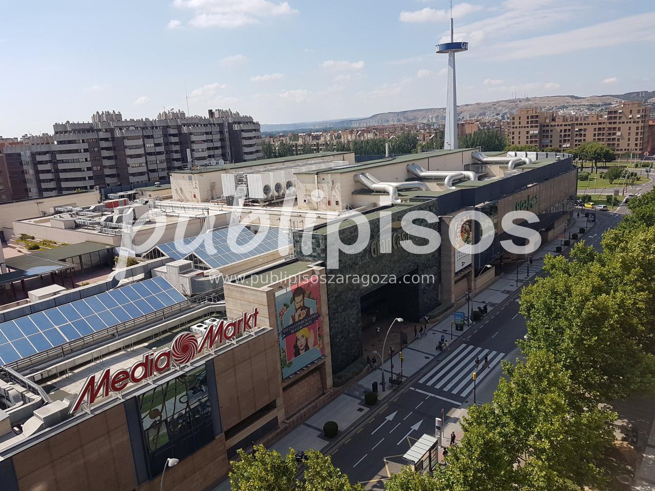 Alquiler piso ático Actur Zaragoza-31