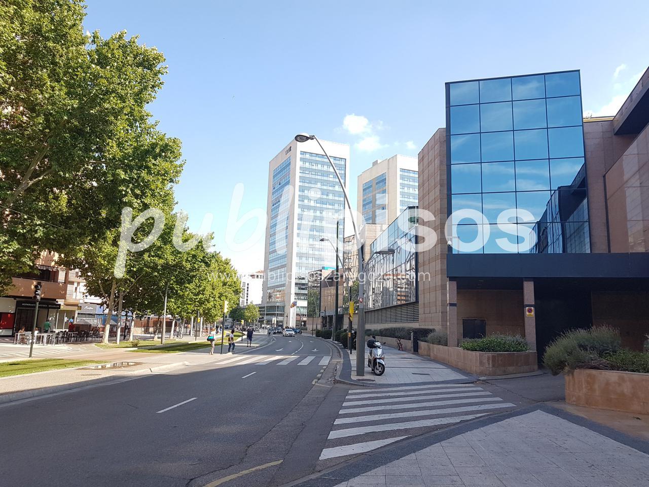Alquiler piso ático Actur Zaragoza-1