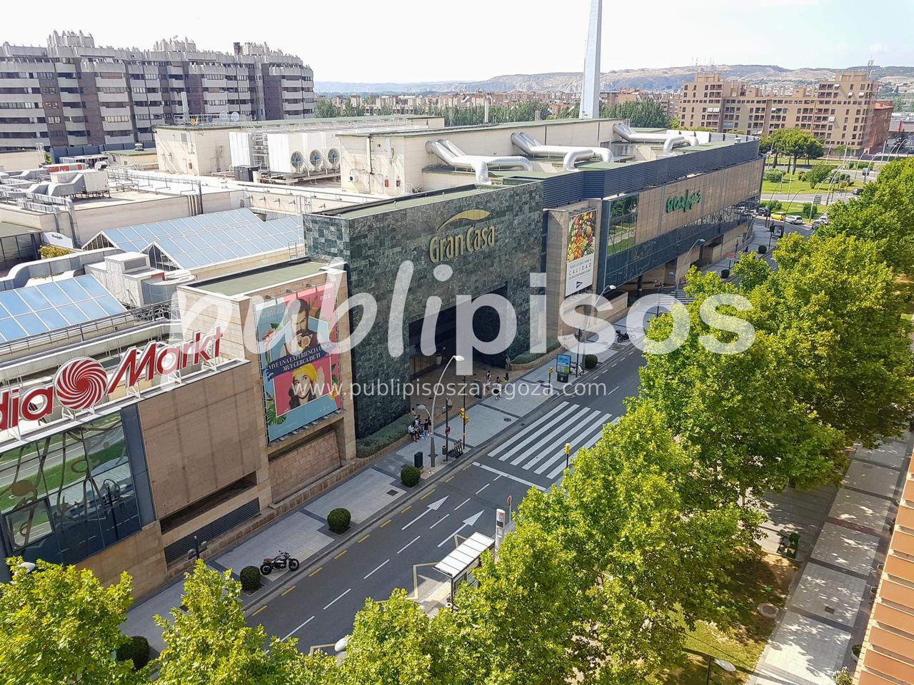 Alquiler piso ático Actur Zaragoza-29