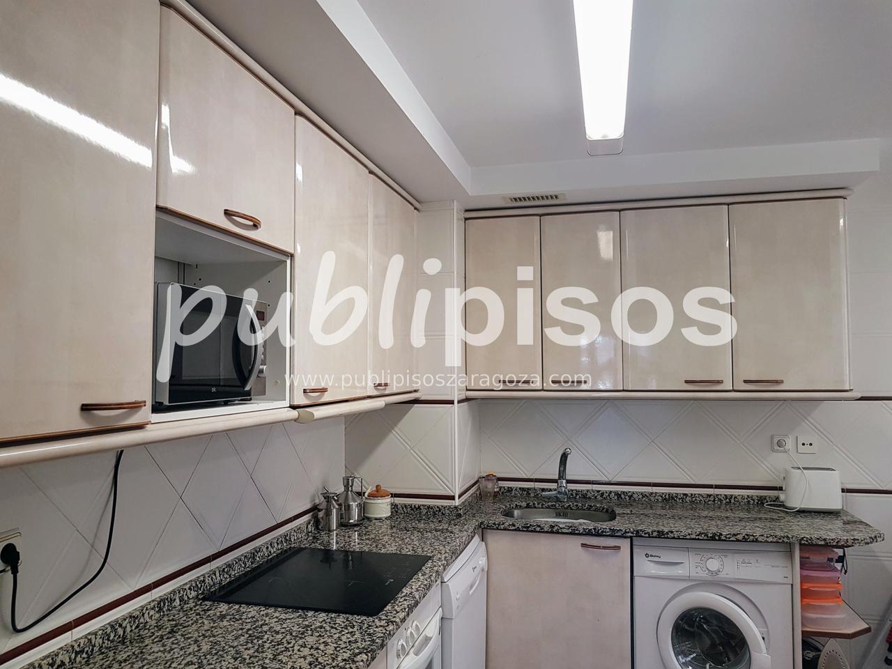 Alquiler piso ático Actur Zaragoza-22