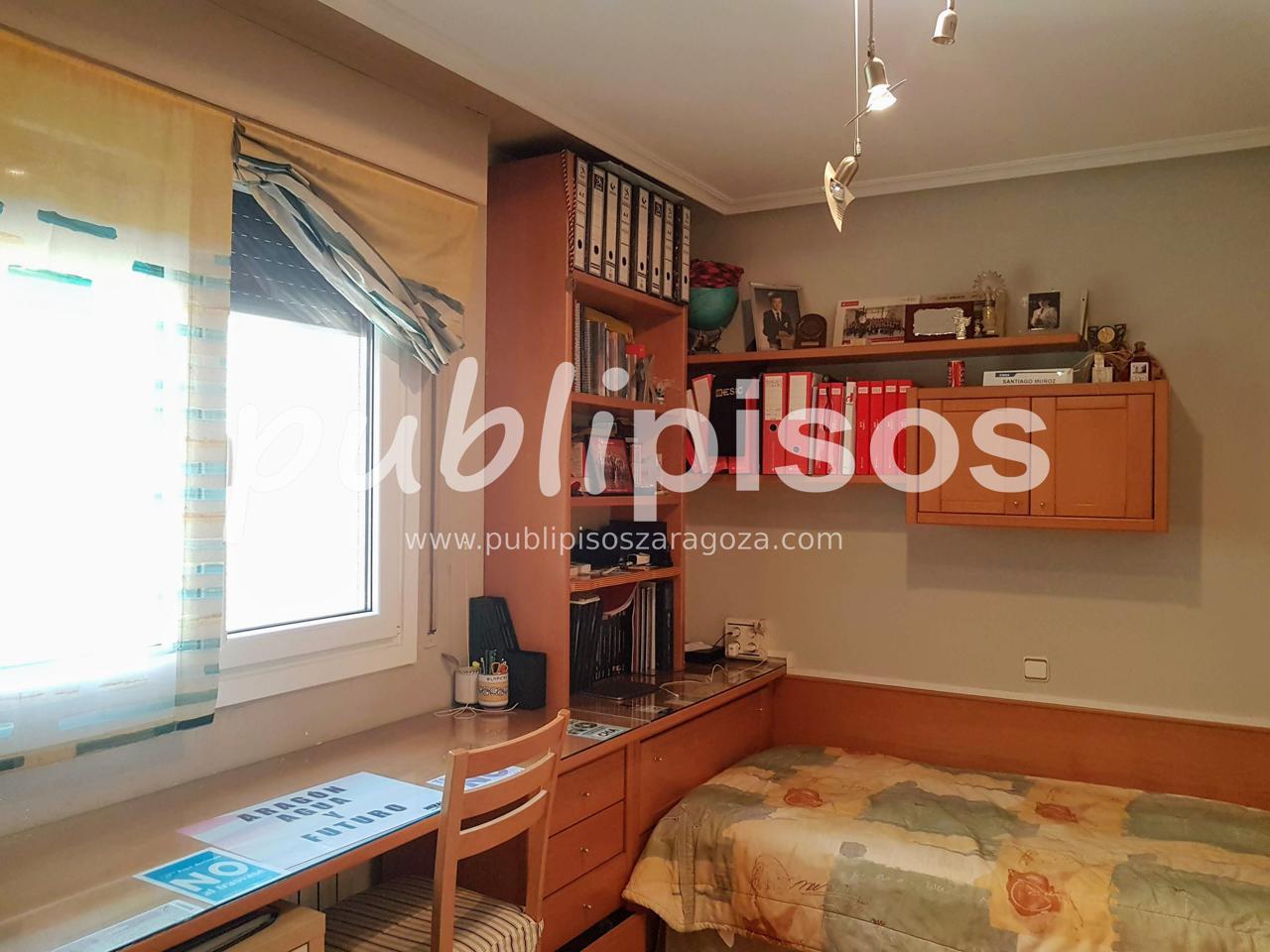 Alquiler piso ático Actur Zaragoza-17