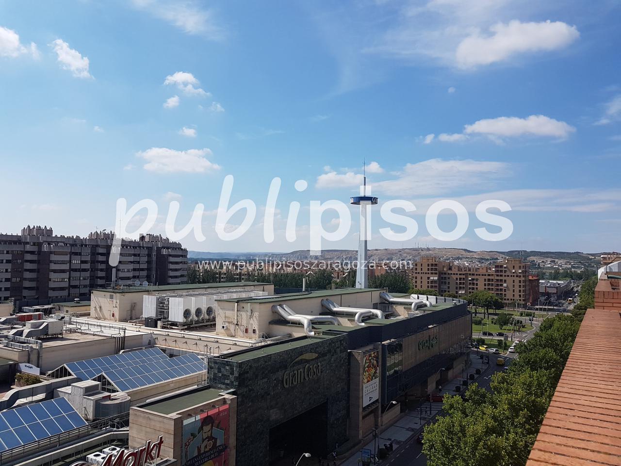 Alquiler piso ático Actur Zaragoza-8