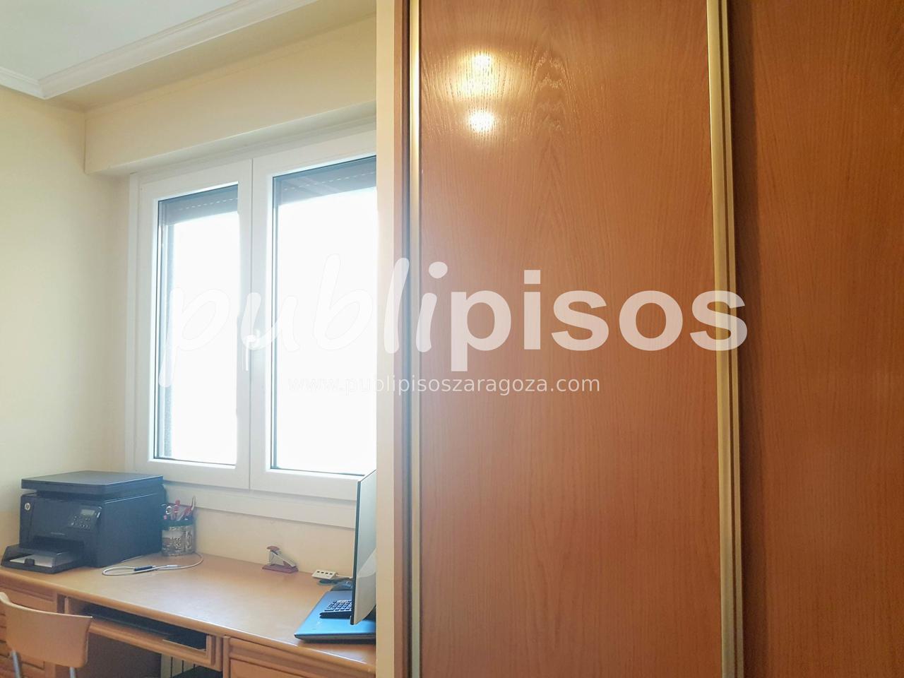 Alquiler piso ático Actur Zaragoza-19