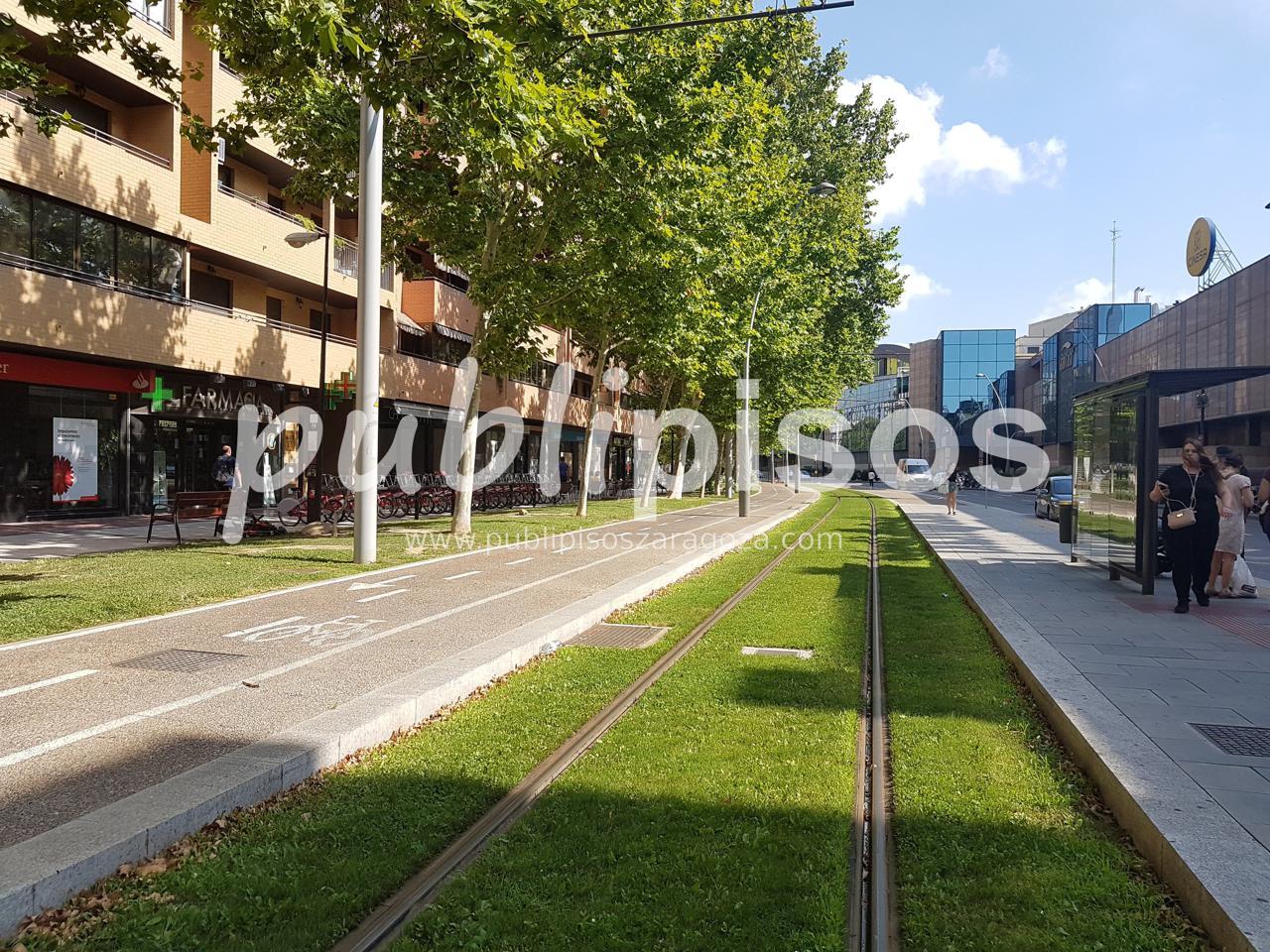 Alquiler piso ático Actur Zaragoza-2