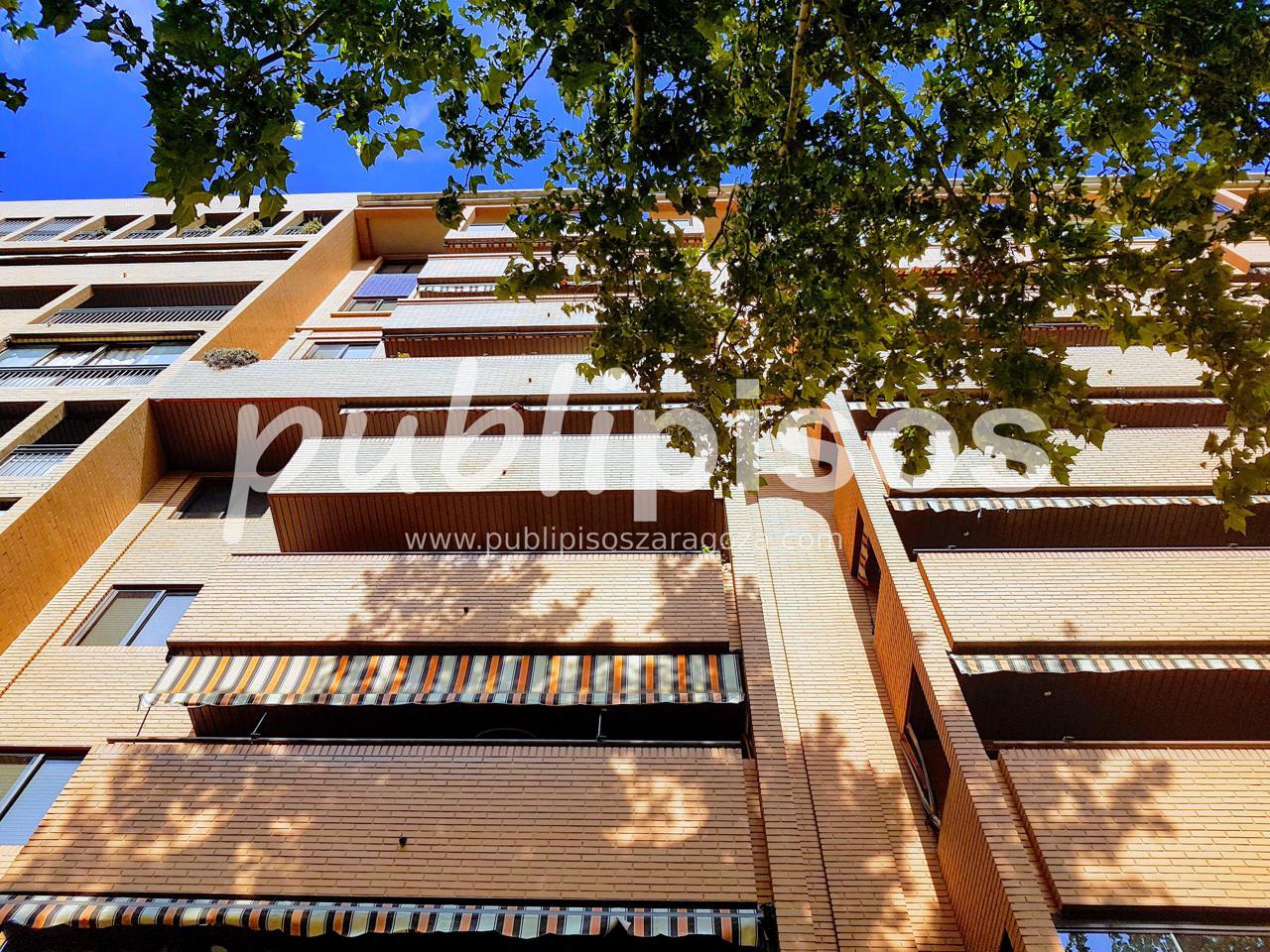 Alquiler piso ático Actur Zaragoza-5