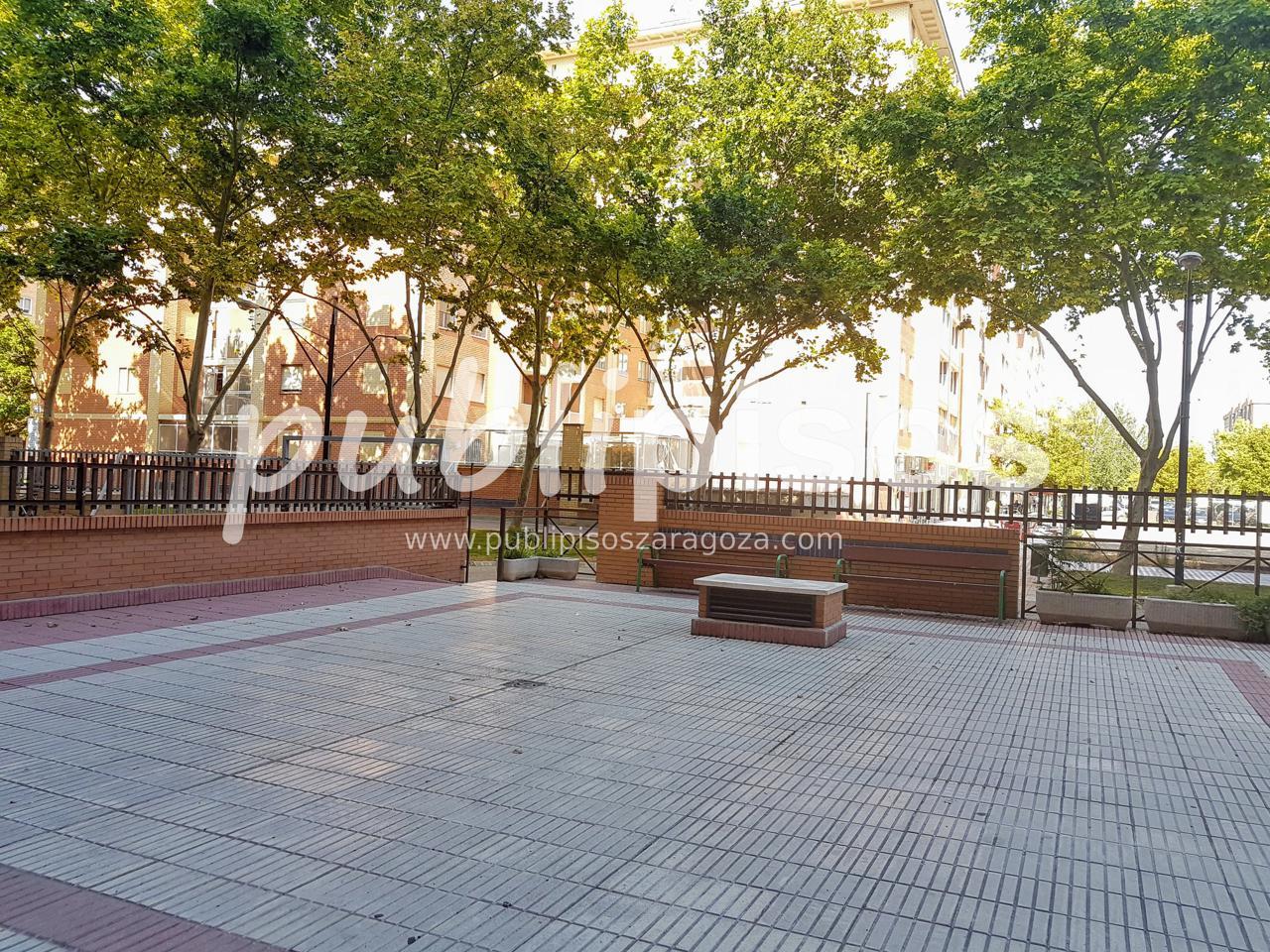 Alquiler piso ático Actur Zaragoza-34