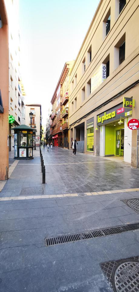 Piso en alquiler temporal centro Zaragoza-2