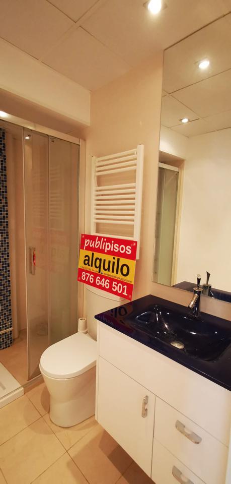 Piso en alquiler temporal centro Zaragoza-20
