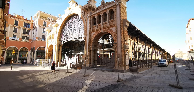 Piso en alquiler temporal centro Zaragoza-1