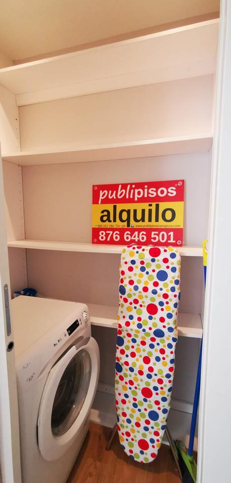 Piso en alquiler temporal centro Zaragoza-14