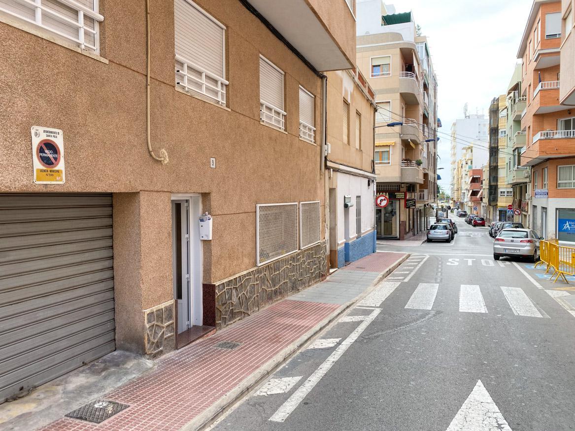 Piso en venta en Santa Pola, Centro Playa Levante – #2125