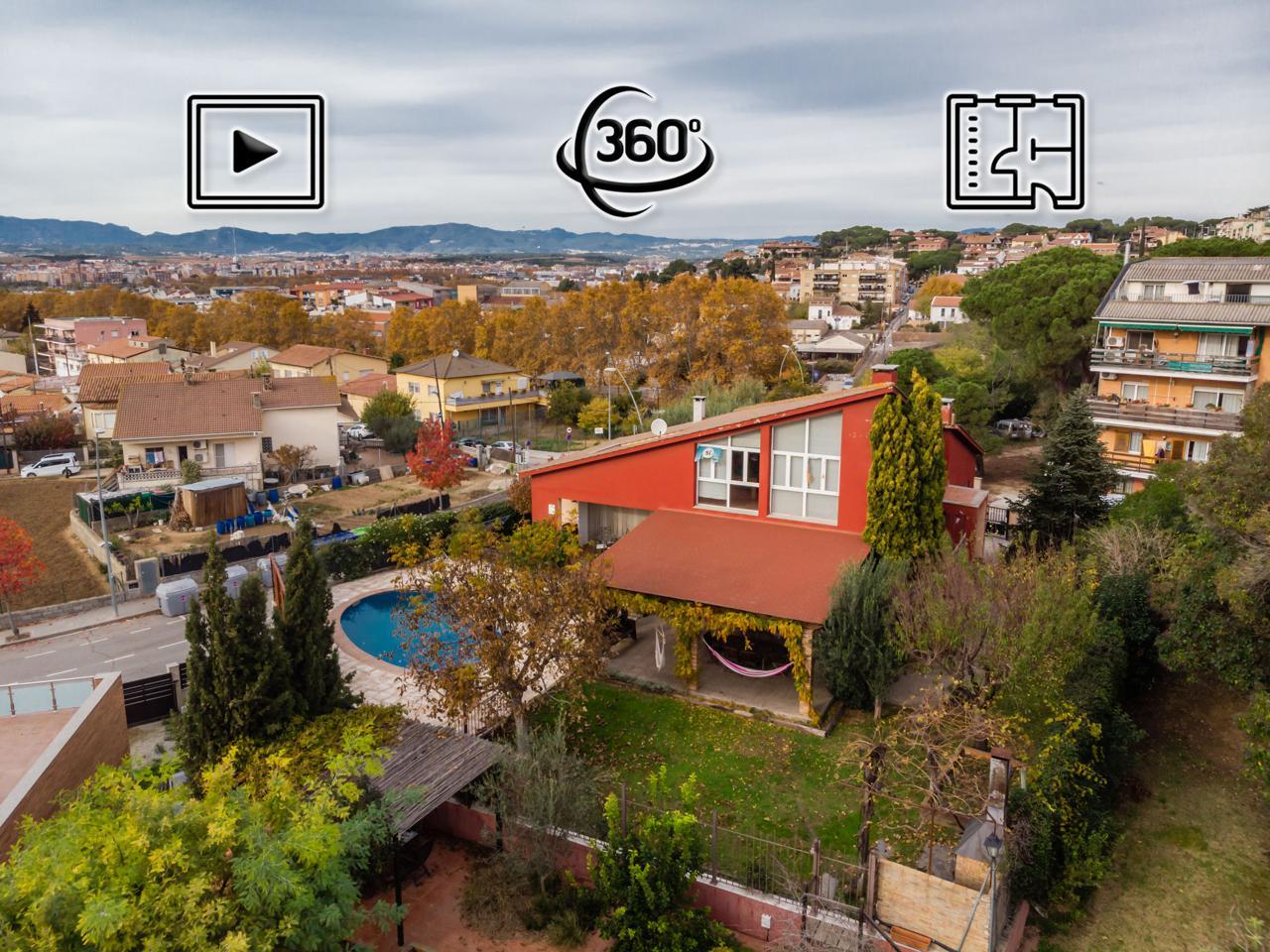 villa en sant-fost-de-campsentelles · avinguda-can-ribalta-46-08105 490000€