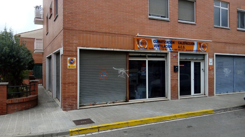local-comercial en montmelo · passeig-de-les-corts-catalanes-08160 €