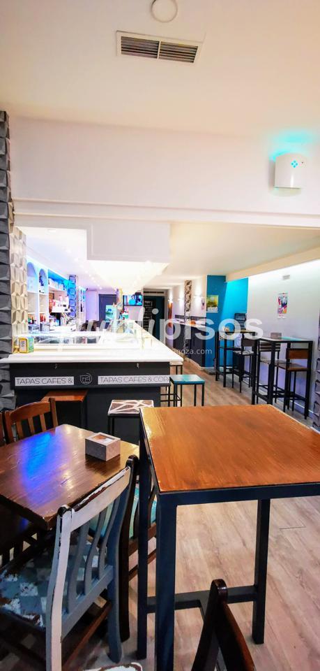 Traspaso bar tapas centro Zaragoza-9