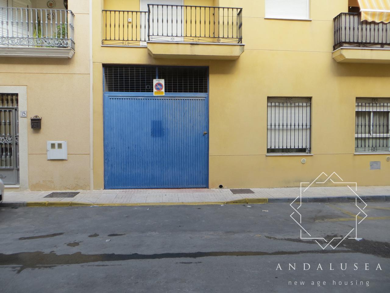 Plaza de parking Avenida de Almeria, Turre