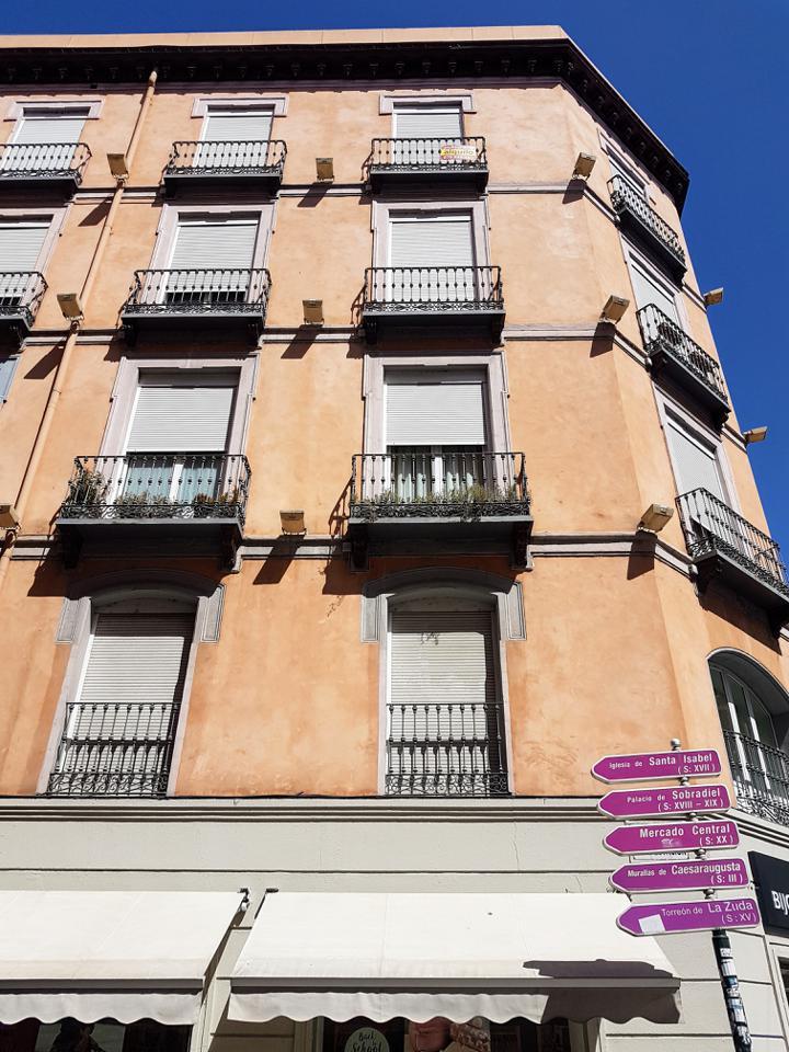 Piso alquiler centro Plaza del Pilar Zaragoza-2