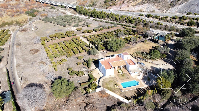 Casa rústica Camino Huerta de las Parras, Mojácar