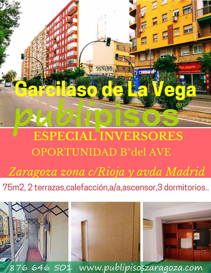 Venta piso estación Delicias Zaragoza-0