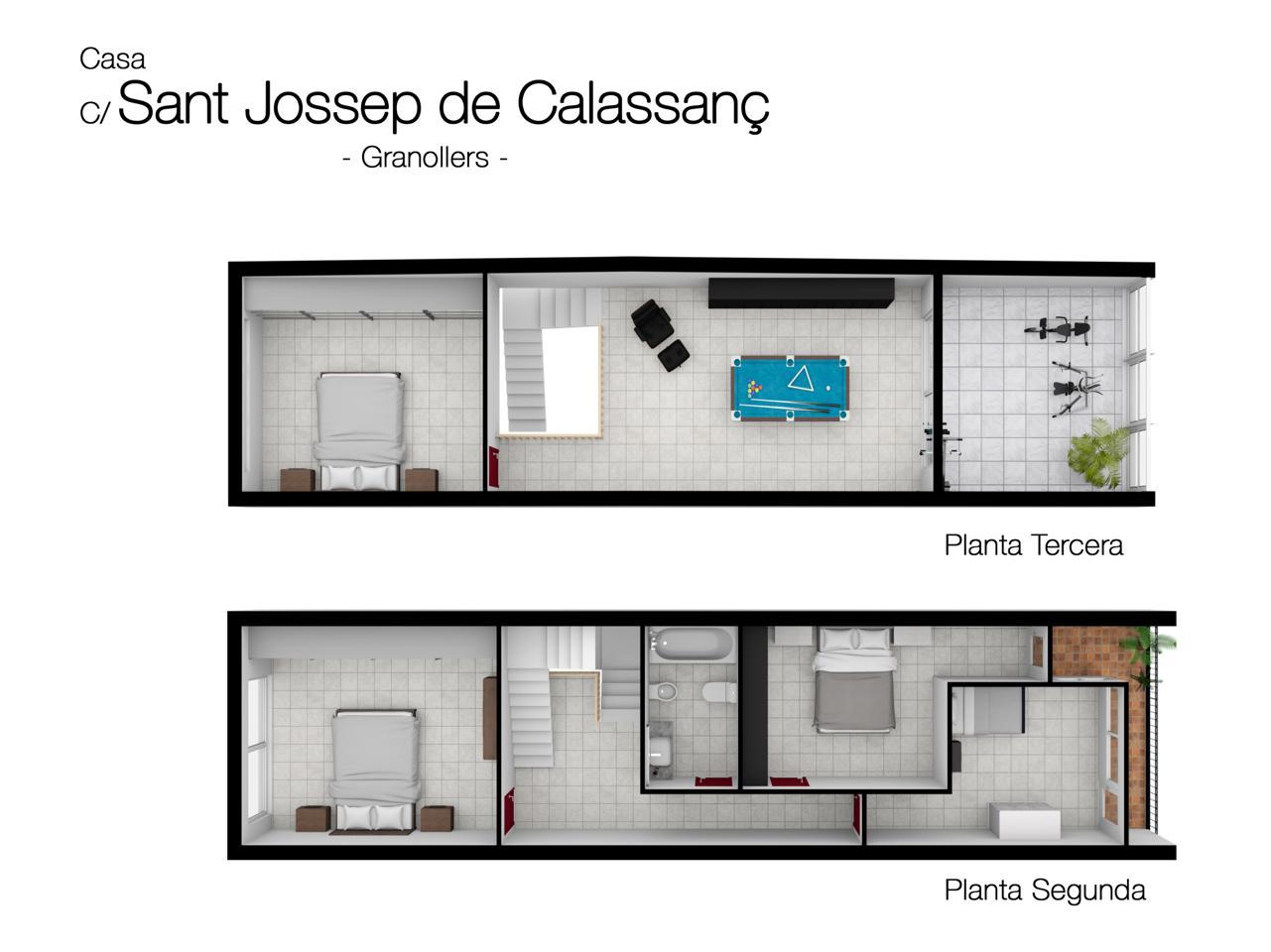 villa en granollers · carrer-sant-josep-de-calassanc-08402 390000€