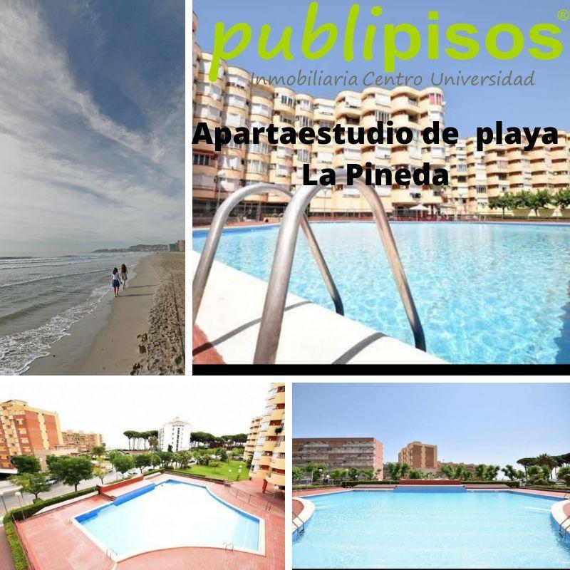 Apartamento en venta en Paseo Pau Casals, 117