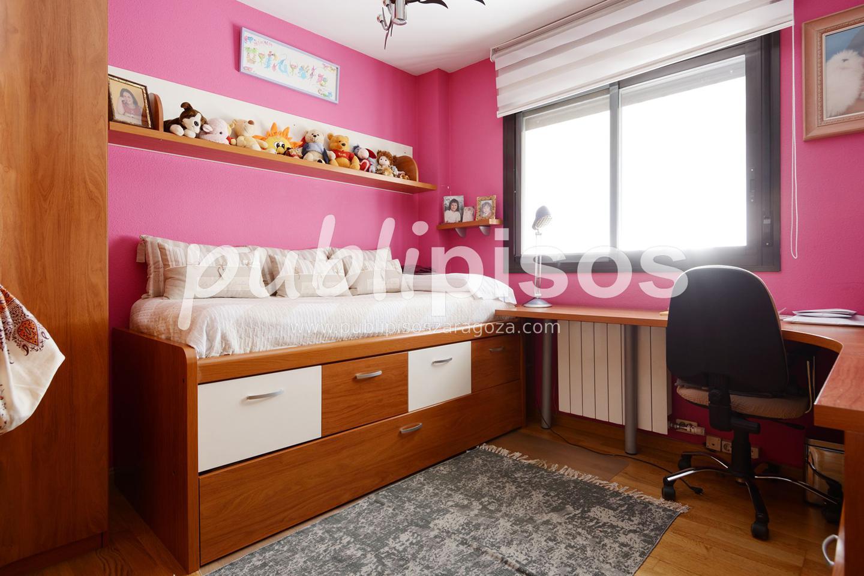 Comprar piso Miralbueno con bodega Zaragoza-18