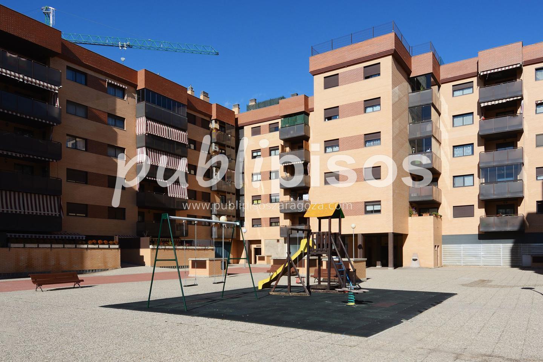 Comprar piso Miralbueno con bodega Zaragoza-32