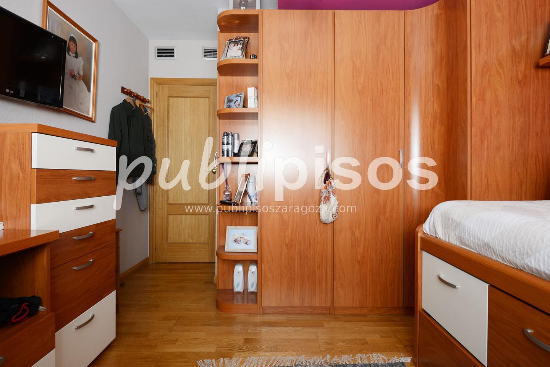 Comprar piso Miralbueno con bodega Zaragoza-17