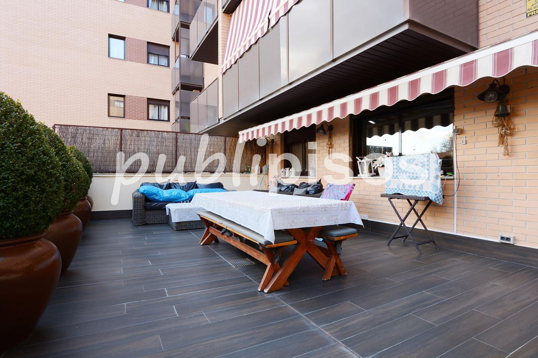 Comprar piso Miralbueno con bodega Zaragoza-27